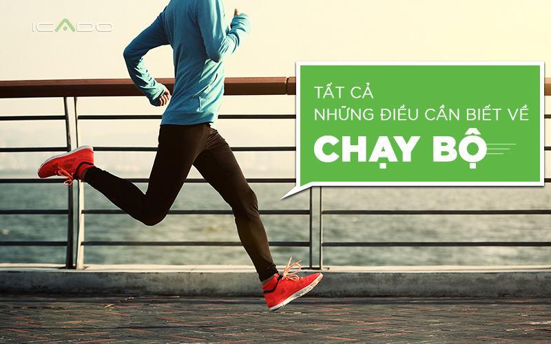 Chạy bộ và những điều không thể bỏ qua trước khi tập luyện