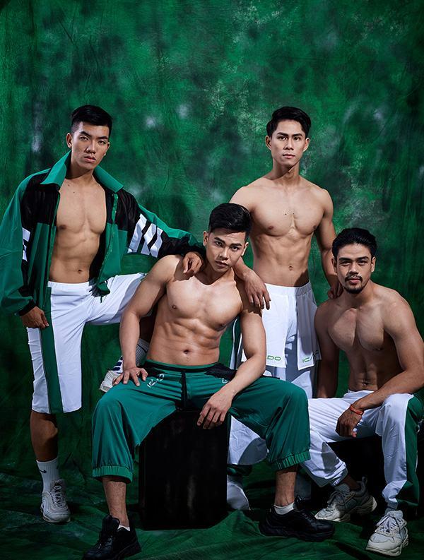icado mang đến những mẫu quần áo gym nam hiện đại và phong cách