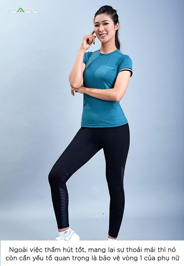 Ngoài ra các sản phẩm quần áo chạy bộ của chúng tôi còn có những đặc điểm vượt trội hơn thế.