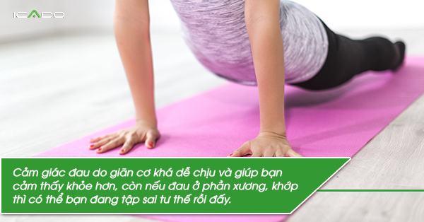 Lúc này hãy tham khảo ý kiến của các huấn luyện viên yoga nhé!