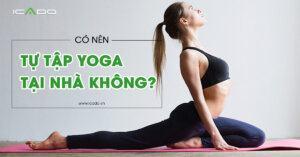 Có nên tự tập yoga tại nhà không ?