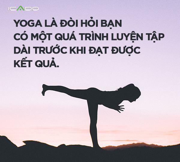 Để xây dựng hành trình đó, hãy xem qua những điều cần lưu ý khi tập yoga tại nhà: