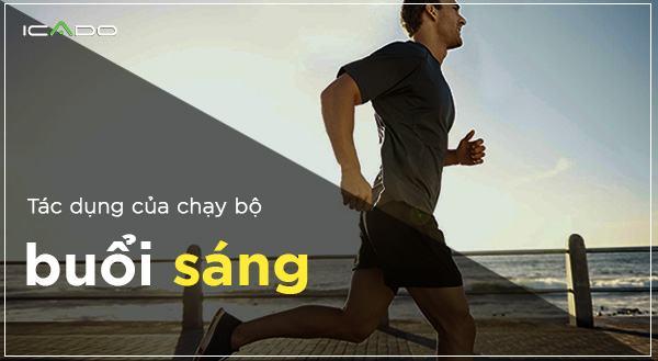 Những người chạy bộ buổi sáng sẽ có được kết quả gì?