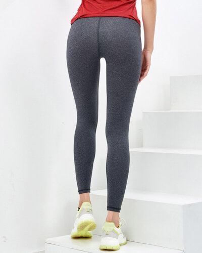 Quần legging tập gym nữ cạp cao QD23