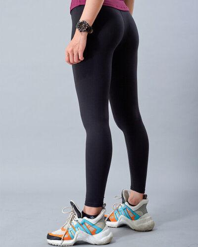Quần legging thể thao nữ cạp cao QD23