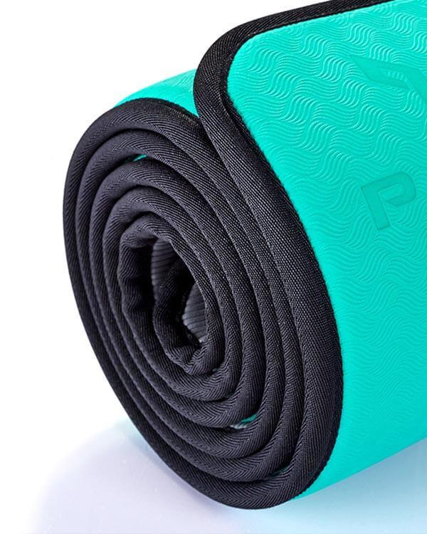 Thảm yoga 6 li xanh ngọc