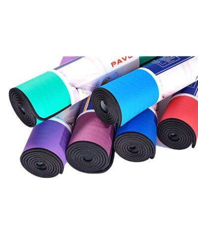 Thảm Yoga 8li Màu Xanh Ngọc