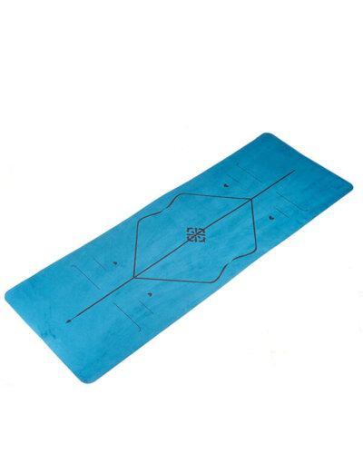 Thảm tập yoga PAVO định tuyến du lịch TYG012 màu xanh ngọc