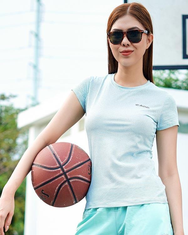 Áo ngắn tay thể thao nữ MM48