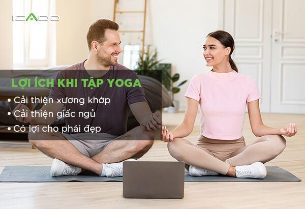 Yoga thích hợp cho mọi lứa tuổi và đối tượng khác nhau. Đây là bộ môn được xem là mang lại nhiều lợi ích cho người tập