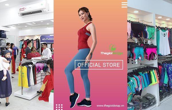 Shop đồ thể thao nữ thế giới đồ tập