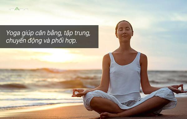 Yoga giúp cải thiện rối loạn tiền đình như thế nào ?