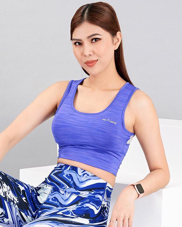 Áo bra gym nữ Icado at2