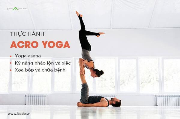 Acro yoga là gì?