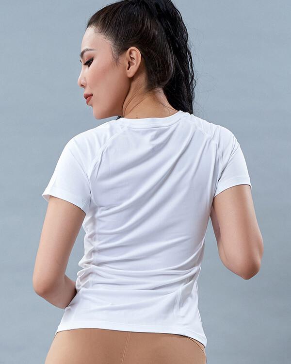 Áo ngắn tay thể thao nữ AT5