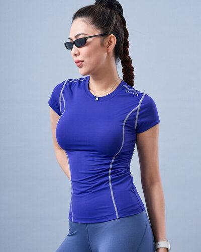 Áo ngắn tay thể thao nữ AT7