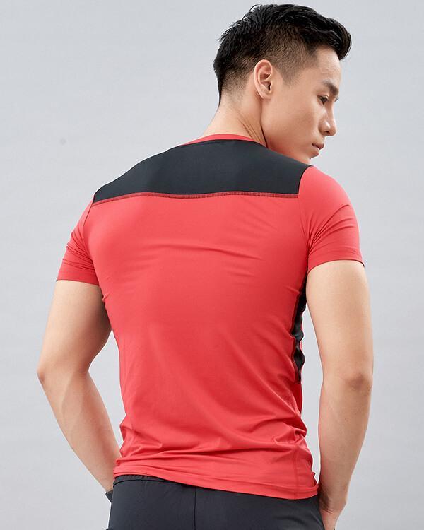 áo thun tập gym ACT nam PAVO AT3