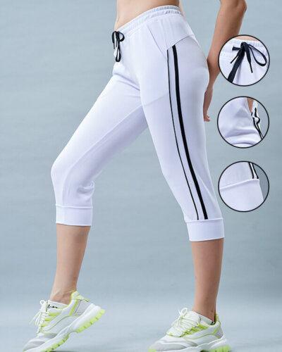 Quần jogger lửng tập gym nữ icado SG1