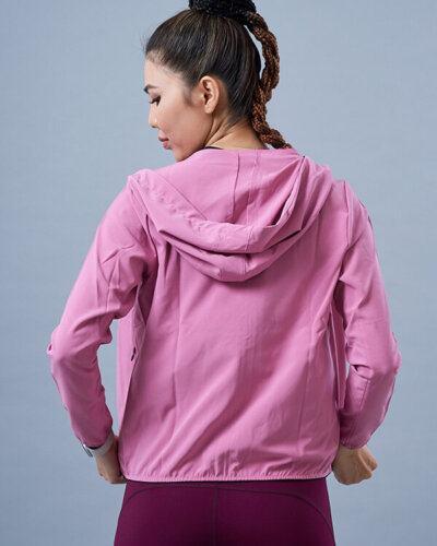 Áo khoác tập yoga nữ AT3