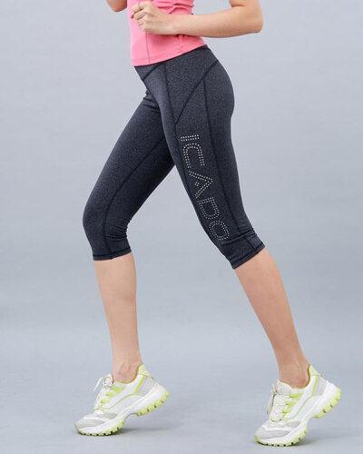 Quần jogger lửng tập yoga nữ QL24