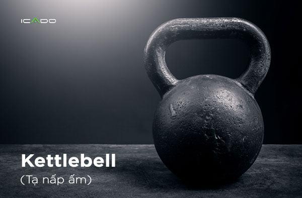 Kettlebells là một cách tuyệt vời để nhắm mục tiêu vào toàn bộ cơ thể và tham gia vào các cơ ổn định.