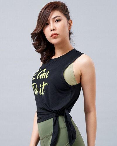Áo tanktop tập yoga nữ SG2