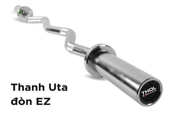 Thanh tạ đòn EZ là một loại tạ nhỏ