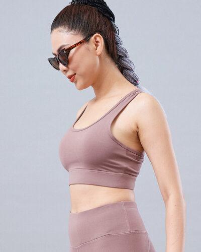 Áo bra tập yoga nữ ICADO QL4