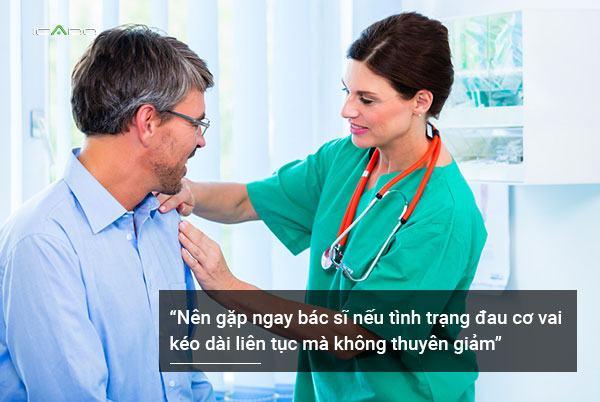 Đến gặp ngay bác sĩ nếu bạn gặp phải bất kỳ điều nào sau đây sau khi tập luyện hoặc hoạt động gây đau cơ: