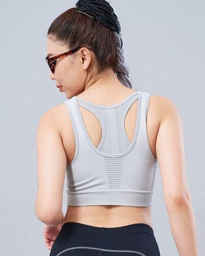 Set gym nữ 18: Áo bra HN28 & quần legging QD32