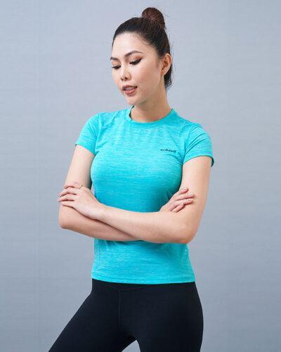 Áo thun tập gym nữ AH1