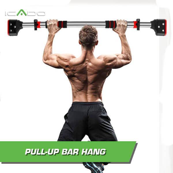 Pull-up bar hang