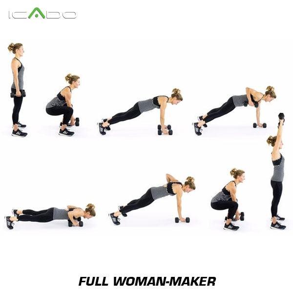 Full woman-maker
