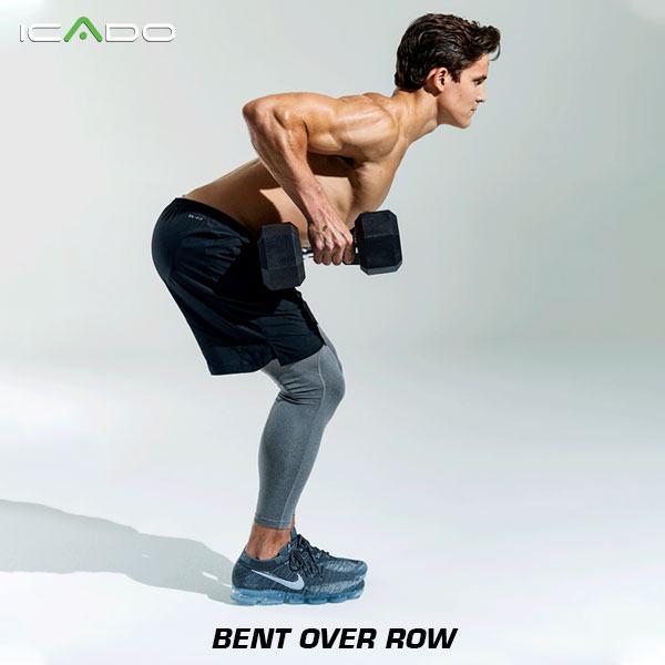 Bent over row