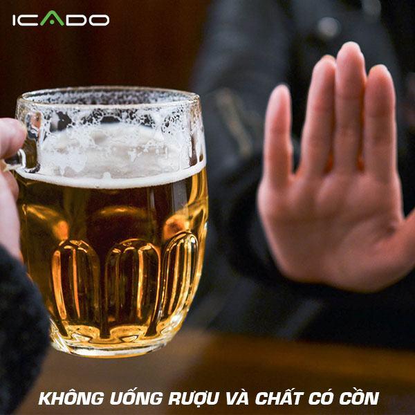 Rượu bia có hàm lượng calo cao mà bạn không cần