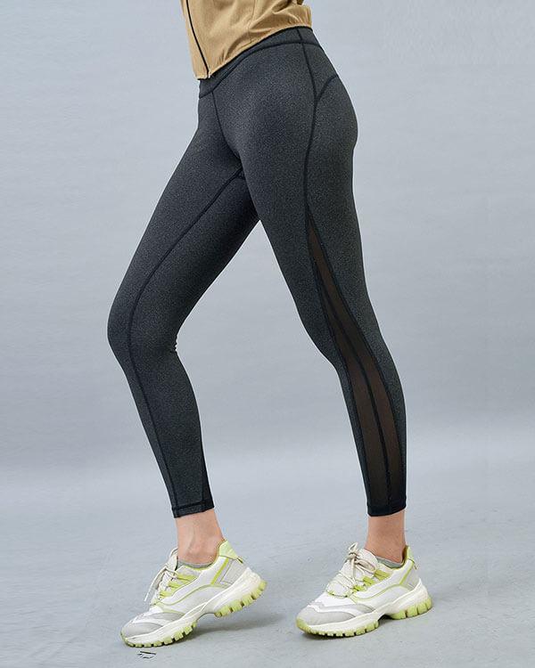 Quần legging tập gym nữ QD33