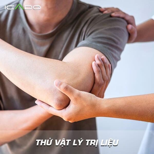 Vật lý trị liệu, còn được gọi tắc là PT